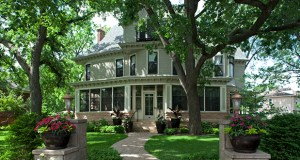 "When ""The Mary Tyler Moore House"" at 2104 Kenwood Parkway in Minneapolis sold in September for $1.45 million, the new owners protected their privacy by using the Arrowhead Revocable Land Trust to buy the property. (Submitted photo: Berg Larsen Group)"