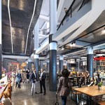 Gensler Minneapolis will handle architecture and interior design for the renovation of the 1.2 million-square-foot Dayton's building in Minneapolis. Architects aim to preserve the historic Art Deco features and open the space for more modern uses.  (Submitted image)