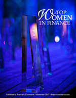 Click above to read the digital edition of Top Women in Finance 2017