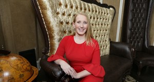 Anna Berge (Staff photo: Bill Klotz)