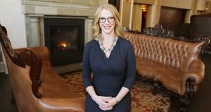 Lindsay Ginter (Staff photo: Bill Klotz)