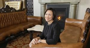 Jennifer Hosfeld (Staff photo: Bill Klotz)
