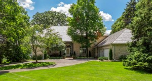 A neighbor paid $2.9 million for this home in Wayzata, with plans to rent it out until he's ready to use it. (Submitted photo: Spacecrafting)