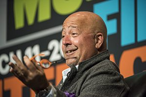Andrew Zimmern (Bloomberg file photo)