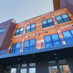 Minneapolis-based UrbanWorks Architecture designed the Hawthorne EcoVillage Apartments, at 617 Lowry Ave. N. in Minneapolis, in a prairie style common to many newer apartment buildings.