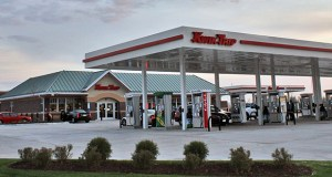 This Kwik Trip station at 4400 O'Day Ave. NE. in St. Michael is typical of the 11 stores La Crosse, Wisconsin-based Kwik Trip Inc. plans to build in Minnesota this year. (Submitted photo: Kwik Trip Inc.)