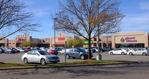 The Northtown Village Shopping Center, at 10-50 Coon Rapids Blvd. NW in Coon Rapids, has sold for $11 million to a private local investor. (Submitted photo: Brady DeVore, Colliers International)