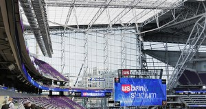 The Minnesota Sports Facilities Authority has struggled to find a vendor to design and build a multimillion-dollar blackout curtain system for the 1.7 million-square-foot U.S. Bank Stadium in Minneapolis. (File photo: Bill Klotz)