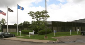 The owners of Pinnacle Wall Systems are planning a move from White Bear Lake to this office warehouse they have acquired at 1000 Kristen Court in Vadnais Heights. (Submitted photo: CoStar)