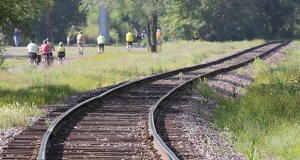 The Met Council has reached a tentative deal with the Twin Cities & Western Railroad over the co-location of freight and light rail lines in the Kenilworth Corridor and Bass Lake Spur in Minneapolis. (Staff photo: Bill Klotz)