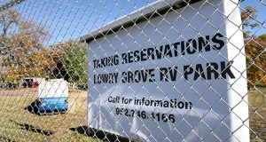 Developer Brad Hoyt wants $12 million in damages from the city of St. Anthony in connection with a scuttled plan to develop the Lowry Grove site with multifamily housing. (File photo: Bill Klotz)