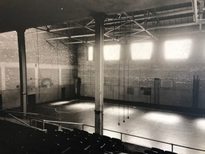 The original gymnasium was added in 1924. (Submitted photo: Dunwoody College of Technology)