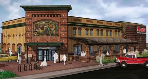 A Portillo's restaurant to be built on a redevelopment site at 8000 Knox Ave. S., 1901 and 1951 American Blvd. W. and 8049 Morgan Circle in Bloomington takes the place of a previously planned hotel. (Submitted illustration: Mercury Studios)