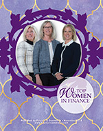 Click above to read the digital edition of Top Women in Finance 2018