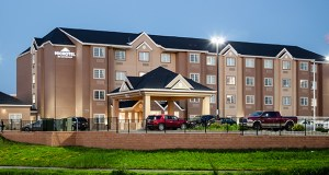 An Apple Valley-based group of private investors purchased this 88-room Microtel Inn & Suites by Wyndham Rochester Mayo Clinic South, at 4165 Maine Ave. SE in Rochester. (Submitted photo: Timm & Associates Inc.)