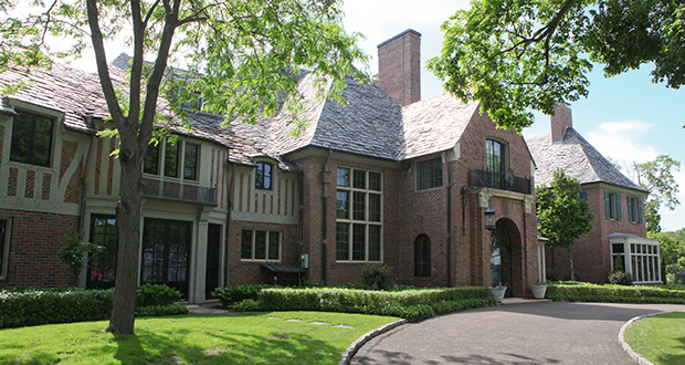 File photo: Scott Theisen Southways, a 12.72-acre estate with a 32,461-square-foot mansion built in 1918 for John S. Pillsbury Sr., had its house demolished and estate divided into five lots. (File photo: Scott Theisen)