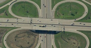 """The Minnesota Department of Transportation let this $30 million project on Interstate 94 in Oakdale and Woodbury with incentives for completing the work in a timely manner. A new study will look at the effectiveness of """"incentive-based"""" contracting. (Submitted photo: MnDOT)"""