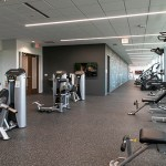 A 5,000-square foot fitness facility at Prime's headquarters gives employees a place to get in shape during the work day. (Submitted photo: Prime Therapeutics)