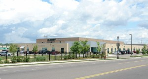 An entity related to investor William Reiling has paid $5.7 million for the Summit Cos. manufacturing facility at 575 Minnehaha Ave. W. in St. Paul (Submitted photo: CoStar)
