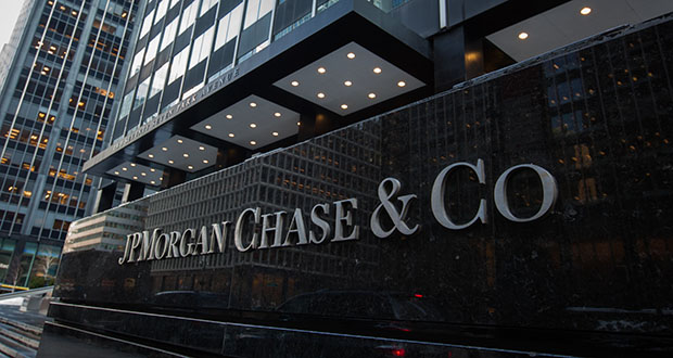Major banks including JPMorgan Chase & Co. and Capital One Financial Corp. have led the industry into a fresh campaign to control how outsiders tap into sensitive customer information. (Bloomberg file photo)