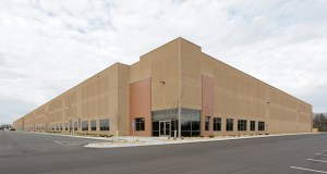 Arrowhead Electrical Products leases all the space in a 248,816-square-foot industrial building Minneapolis-based United Properties completed in 2017 at 3705 95th Ave. NE in Blaine. (Submitted photo: CoStar)