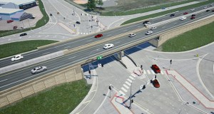 Golden Valley-based WSB is doing visualizations for this interchange project at Highways 169 and 41 in Scott County. (Submitted: WSB)