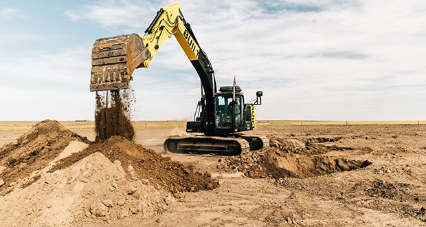 Built Robotics uses sensors and custom software to let companies automate excavators, bulldozers and other heavy equipment. The company has announced a new partnership with Mortenson for several of the company's major wind farm projects. (Submitted photo: Built Robotics)