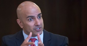 Minneapolis Fed President Neel Kashkari announced on June 21 that he had argued already for a 50-basis-point move, to prevent inflation from slipping further. (File photo: Craig Lassig/special to Finance & Commerce)