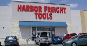 A new Harbor Freight Tools store at 11727 Ulysses Lane NE in Blaine has sold for $4.15 million in cash to a private buyer making a 1031 exchange investment. (Submitted photo: CoStar)