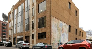 Minneapolis-based Ackerberg Group plans to convert St. Paul's former Public Safety Annex building at 100 10th St. E. into office and commercial space once a redevelopment agreement with the city is finalized. (Submitted photo: CoStar Group)