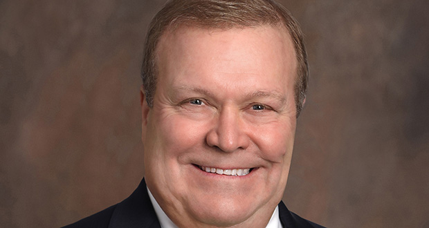 Rick King, a longtime executive with Eagan-based Thomson Reuters. (Submitted photo)