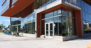 Golden Valley-based Mortenson wants to build a second phase to its One Discovery Square bioscience building in Rochester, and plans to seek public support for a parking podium after it learned this month it will not be able to lease parking from Mayo Clinic. (Submitted photo: DMC Corp.)