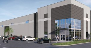 Scannell Properties expects to lease a planned 110,000-square-foot spec industrial building at 4850 Constellation Drive in White Bear Township to three or four tenants. (Submitted illustration: Scannell)