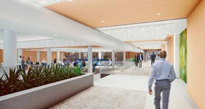 Mayo Clinic plans to upgrade its underground walkway system in downtown Rochester with better lighting, improved handicapped accessibility and other additions. (Submitted image: Mayo Clinic)