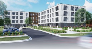 Aeon's 70-unit 4100 Apartments in Edina is one of 74 construction, renovation or homeownership subsidy programs across the state to receive funding this year from Minnesota Housing. (Submitted image: UrbanWorks Architecture)