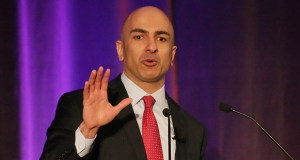 Neel Kashkari, president of the Minneapolis Fed, says monetary policy can play the kind of redistributing role once thought to be the preserve of elected officials. (File photo: Bill Klotz)