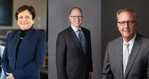 Sri Zaheer, Chris Hilger, Harry Melander