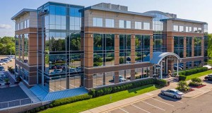 Colliers International will move out of its 29,000-square-foot space at 4350 Baker Road in May. (Submitted photo: CoStar)