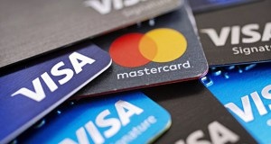 About 41% of eligible Gen Zers, defined as those born in the mid-1990s or later, had a credit card last year, compared to 34% of Millennials reaching the same age in 2012, according to TransUnion. (Bloomberg file photo)