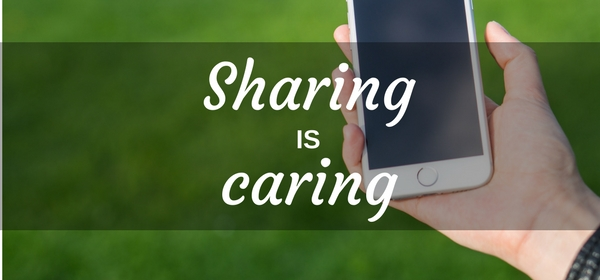 Sharing is caring: How to save (or make) serious cash