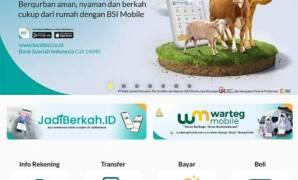 Aplikasi bank syariah indonesia