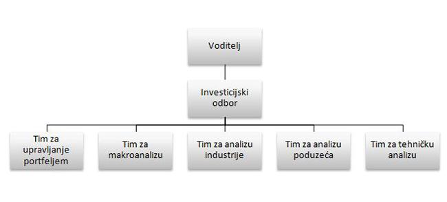 Timovi u Projektu Student investitor