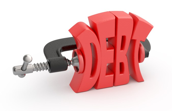 Squeeze Your Debts into one with Debt Consolidation Loans.