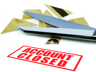 Closing your Credit Card(s) in not a wise idea after-all!