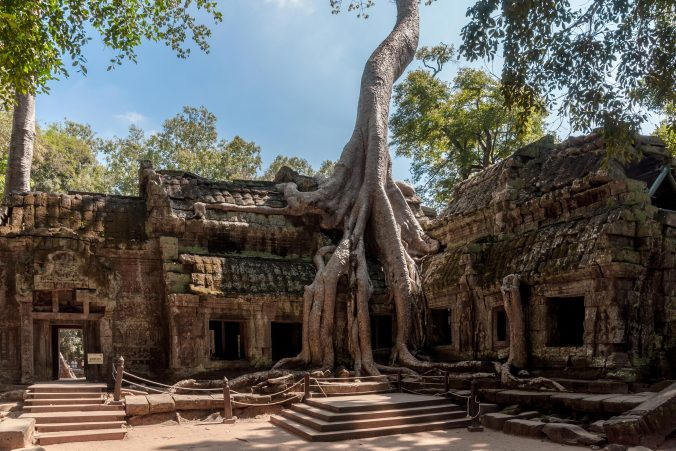 Tha Prom Temple, Angkor, SiemReap, Cambodia