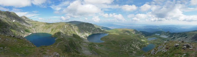 The Seven Rila Lakes, Dangskiya, Rila Mountains, Bulgaria