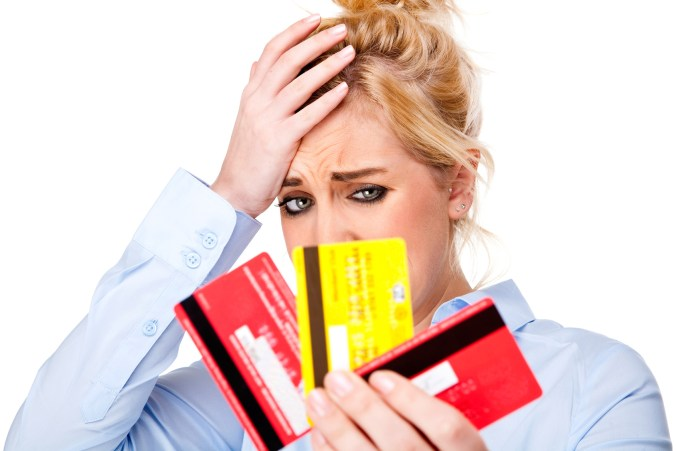 using your Credit card, except for emergencies or buying air tickets.