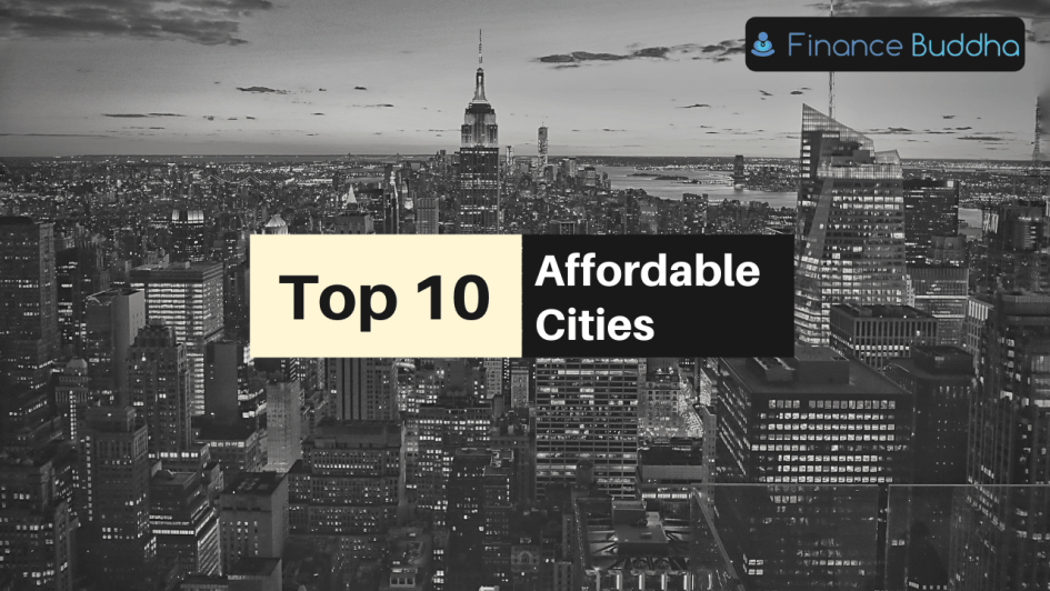 Top 10 Cities to Live in India at an Affordable Price