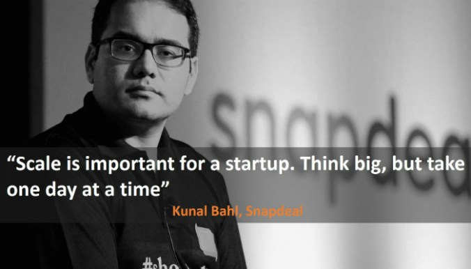 Kunal Bahl Quotes