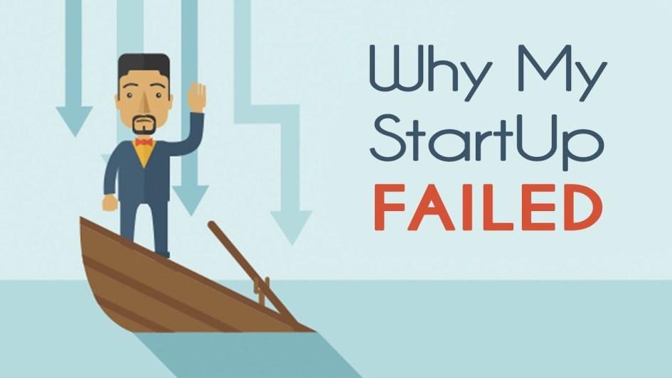 5 Reasons Entrepreneurs Fail